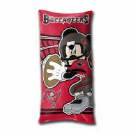 Tampa Bay Buccaneers Mickey Mouse Body Pillow