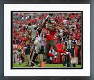 Tampa Bay Buccaneers Mike Evans 2014 Action Framed Photo