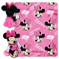 Tampa Bay Buccaneers Minnie Mouse Throw Blanket