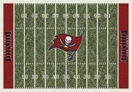 Tampa Bay Buccaneers NFL Home Field Area Rug