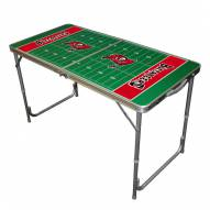 Tampa Bay Buccaneers NFL Outdoor Folding Table