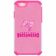 Tampa Bay Buccaneers Pink Pebble Grain iPhone 6/6s Plus Case
