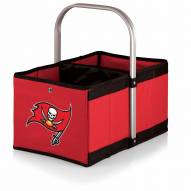 Tampa Bay Buccaneers Red Urban Picnic Basket