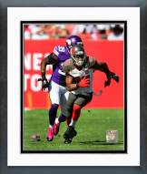 Tampa Bay Buccaneers Russell Shepard 2014 Action Framed Photo