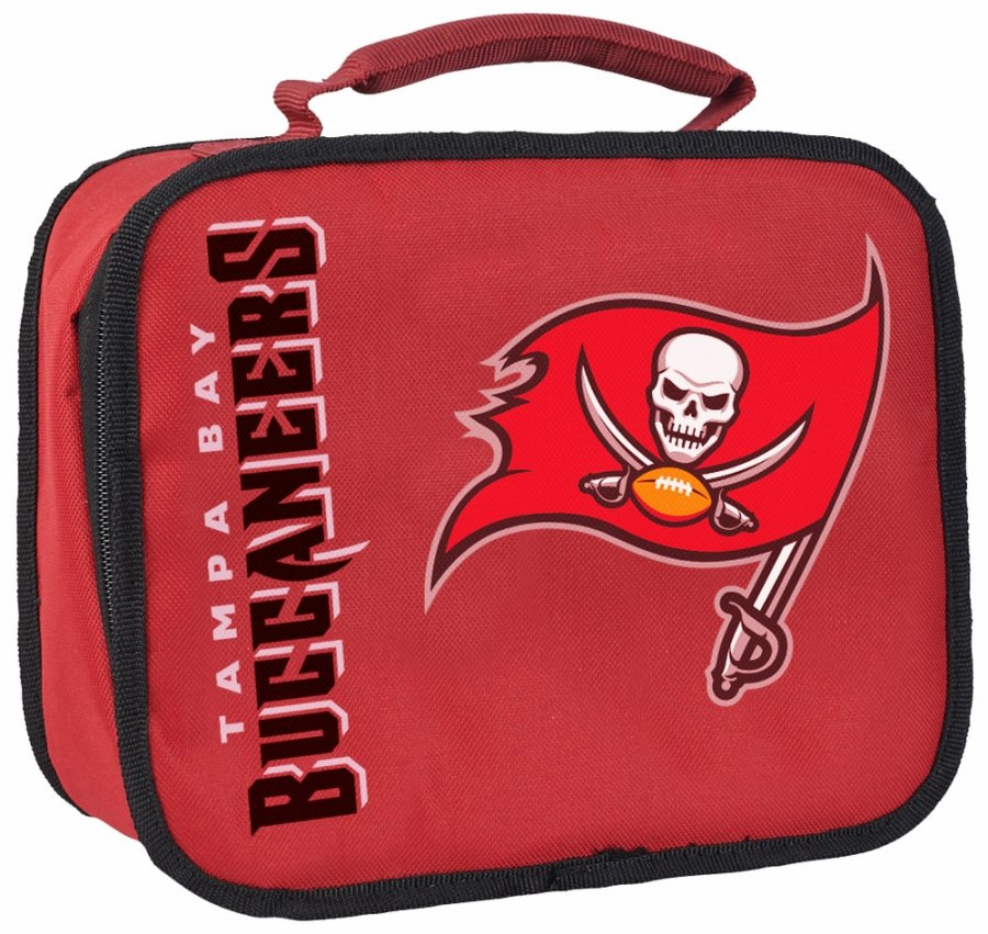 Tampa Bay Buccaneers Sacked Lunch Box