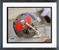 Tampa Bay Buccaneers Tampa Bay Buccaneers Helmet Framed Photo