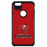Tampa Bay Buccaneers Team Color Pebble Grain iPhone 6/6s Plus Case