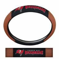 Tampa Bay Buccaneers Steering Wheel Cover