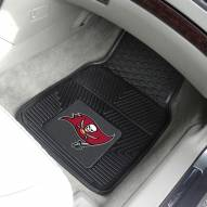 Tampa Bay Buccaneers Vinyl 2-Piece Car Floor Mats