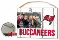 Tampa Bay Buccaneers Weathered Logo Photo Frame