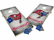 Tampa Bay Buccaneers XL Shields Cornhole Game