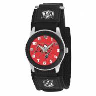 Tampa Bay Buccaneers Black Rookie Kids Watch