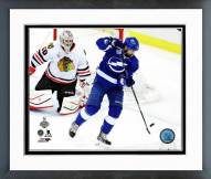 Tampa Bay Lightning Alex Killorn 2015 Stanley Cup Finals Framed Photo