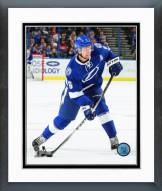 Tampa Bay Lightning Anton Stralman 2014-15 Action Framed Photo