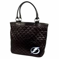 Tampa Bay Lightning Quilted Tote Bag