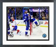 Tampa Bay Lightning Steven Stamkos 2014-15 Playoff Action Framed Photo
