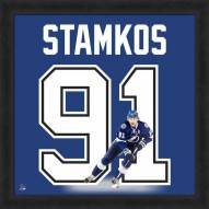 Tampa Bay Lightning Steven Stamkos Uniframe Framed Jersey Photo