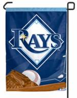 "Tampa Bay Rays 11"" x 15"" Garden Flag"