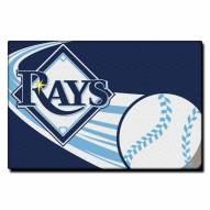 "Tampa Bay Rays 20"" x 30"" Tufted Rug"