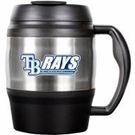 Tampa Bay Rays 52 Oz. Stainless Steel Macho Travel Mug