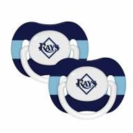 Tampa Bay Rays Pacifiers - 2 Pack