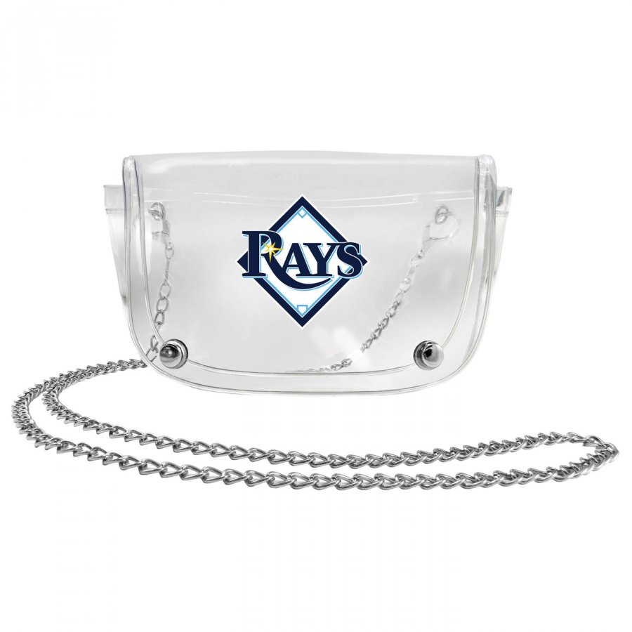 Tampa Bay Rays Clear Waistpack