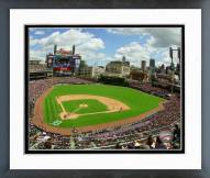 Tampa Bay Rays Comerica Park 2015 Framed Photo