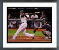 Tampa Bay Rays Desmond Jennings 2014 Action Framed Photo