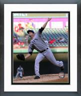 Tampa Bay Rays Drew Smyly 2014 Action Framed Photo