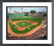 Tampa Bay Rays Fenway Park 2015 Framed Photo