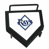 Tampa Bay Rays Home Plate Coaster Set