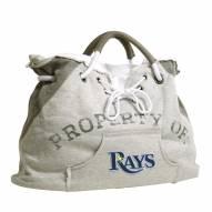Tampa Bay Rays Hoodie Tote Bag