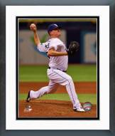 Tampa Bay Rays Jake McGee 2014 Action Framed Photo