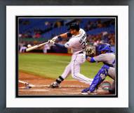 Tampa Bay Rays Kevin Kiermaier 2014 Action Framed Photo