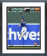 Tampa Bay Rays Kevin Kiermaier 2015 Action Framed Photo