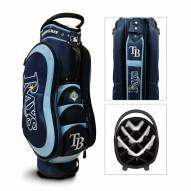 Tampa Bay Rays Medalist Cart Golf Bag