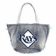 Tampa Bay Rays MLB Vintage Tote Bag