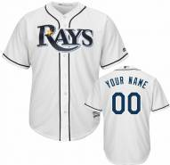 Tampa Bay Rays Personalized Replica Home Baseball Jersey