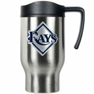 Tampa Bay Rays Stainless Steel Travel Mug