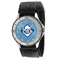 Tampa Bay Rays Veteran Velcro Mens Watch