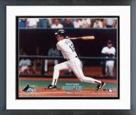 Tampa Bay Rays Wade Boggs 3000th Hit Framed Photo