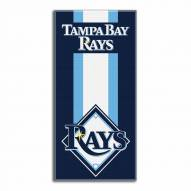 Tampa Bay Rays Zone Read Beach Towel