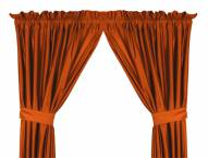 Tennessee Volunteers NCAA Jersey Drapes / Curtains - Pair