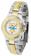 Tennessee Volunteers Competitor Two-Tone Women's Watch