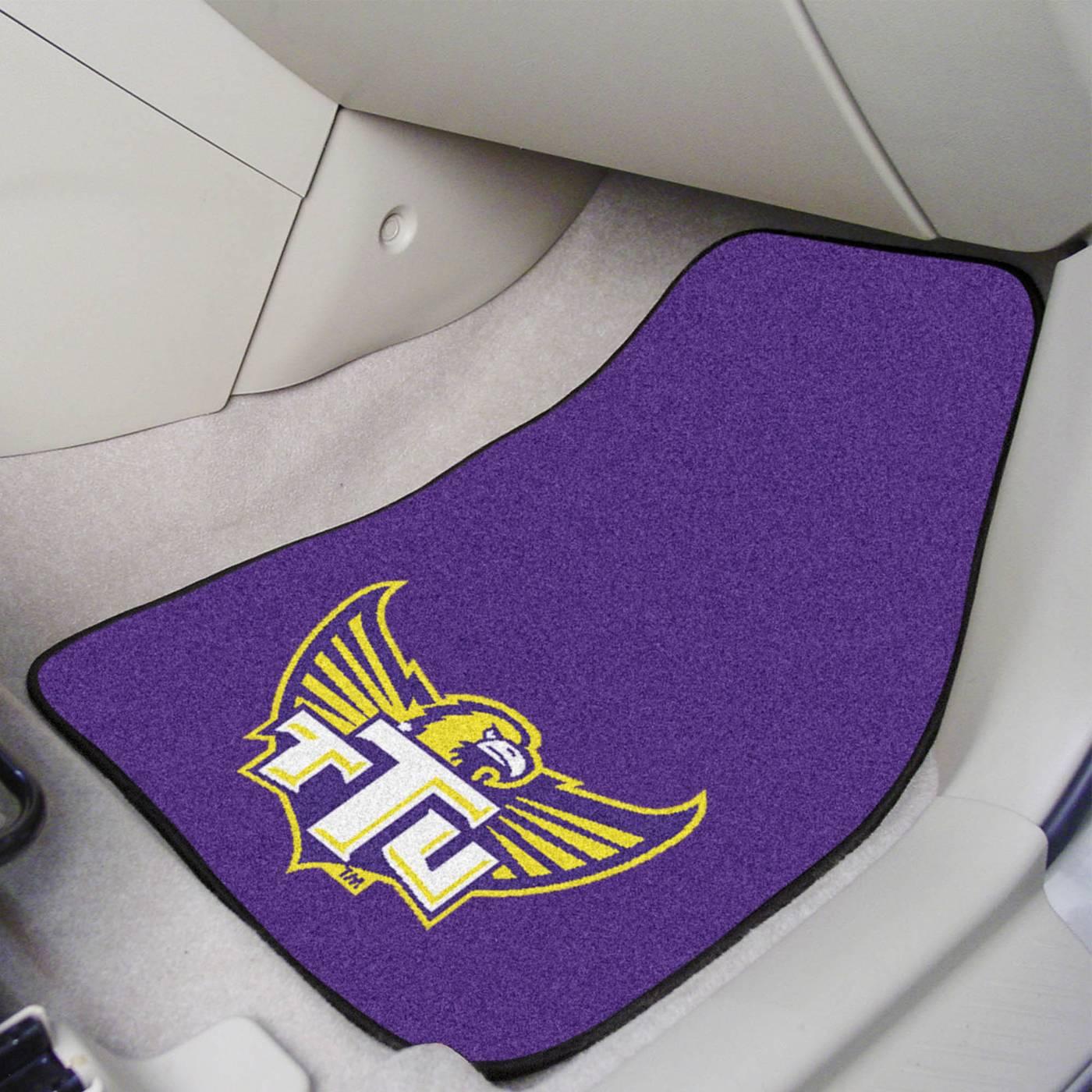 Tennessee Tech Golden Eagles 2 Piece Carpet Car Mats
