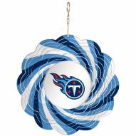 """Tennessee Titans 10"""" Geo Spinner"""