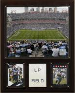"Tennessee Titans 12"" x 15"" Stadium Plaque"