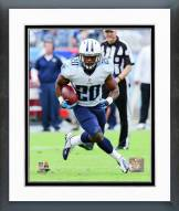 Tennessee Titans Bishop Sankey 2014 Action Framed Photo