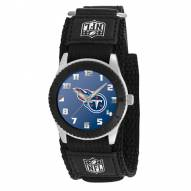 Tennessee Titans Black Rookie Kids Watch