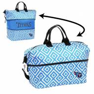 Tennessee Titans Expandable Tote Bag